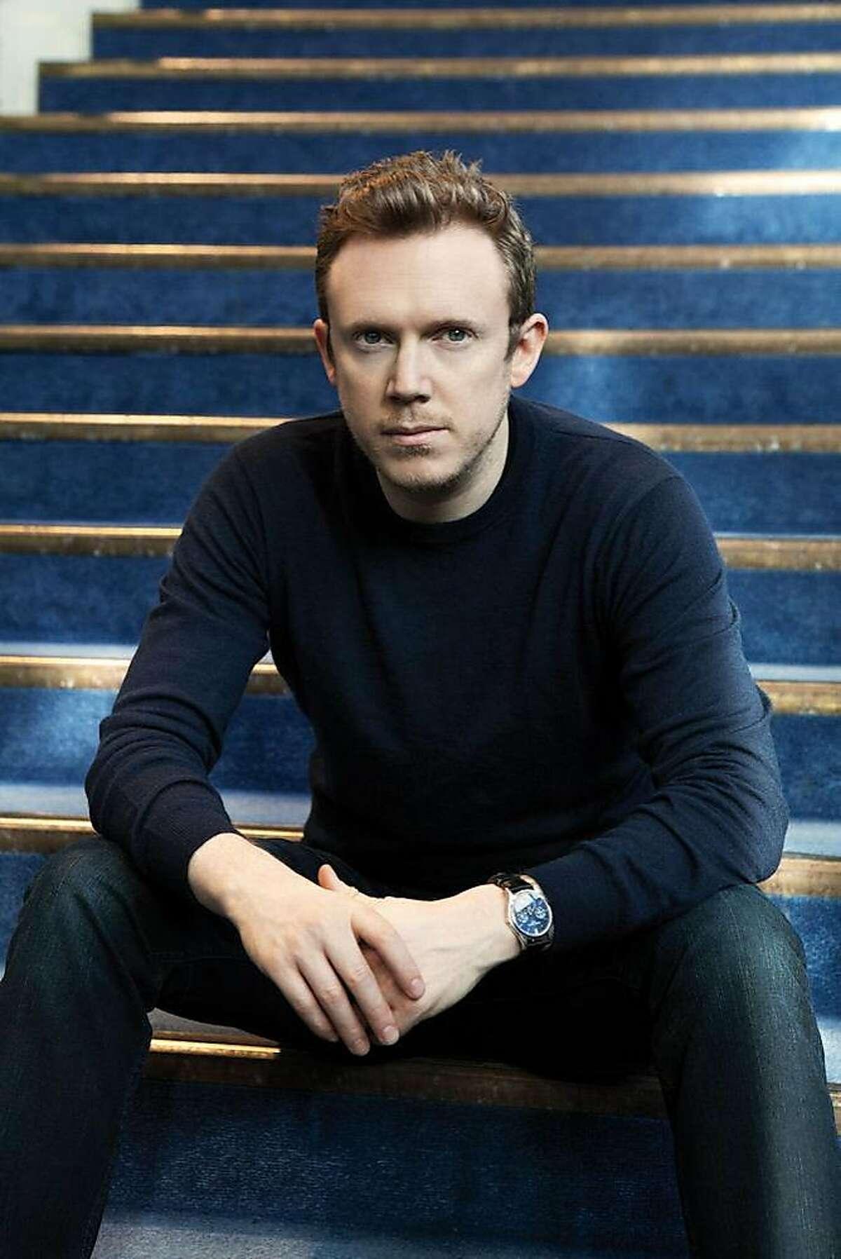 Conductor Daniel Harding