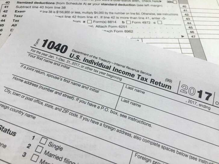 Far fewer Americans would fill out tax returns under a plan that's been discussed for decades. Under return free filing, the IRS would essentially send a statement to taxpayers and offer them the simple option of foregoing filing a return.
