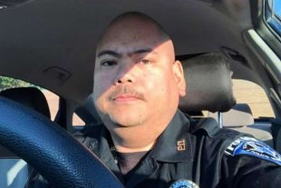 A Rice University Police Department officer died in a car crash, the university said Friday. Rommel Espinola, a nine-year veteran of the department, died after being hit by another driver on I-45 on Thursday, according to news reports.