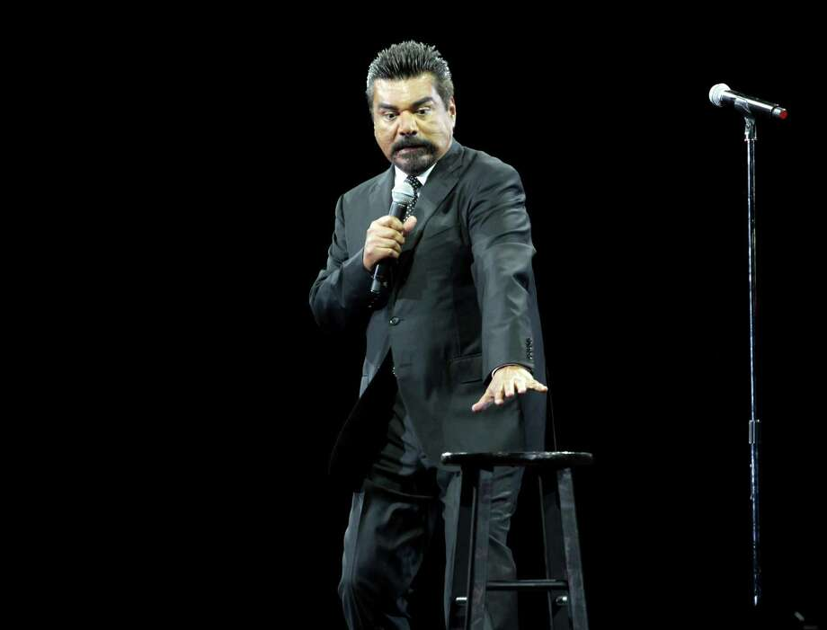 "Comedian George Lopez was in town Friday as part of ""The Comedy Get Down"" show to the AT&T Center.Click ahead to view other individuals who have caught themselves on San Antonio's bad side. Photo: Getty Images File Photo / 2015 Matthew Simmons"