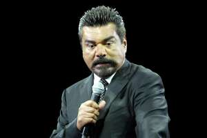 "Comedian George Lopez was in town Friday as part of ""The Comedy Get Down"" show to the AT&T Center. The show also featured comics Eddie Griffin, Cedric the Entertainer and D.L. Hughley."
