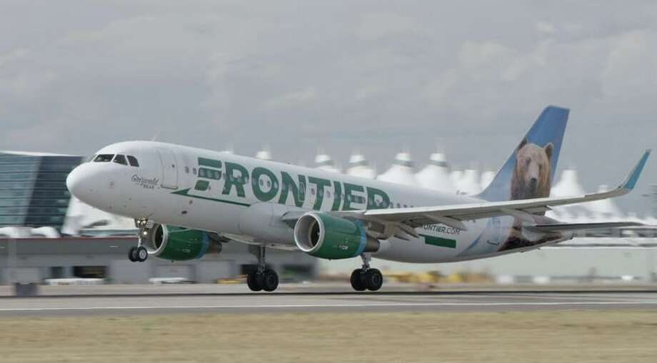 Frontier Airlines adding a bunch of new routes at San Jose and elsewhere Photo: Frontier Airlines