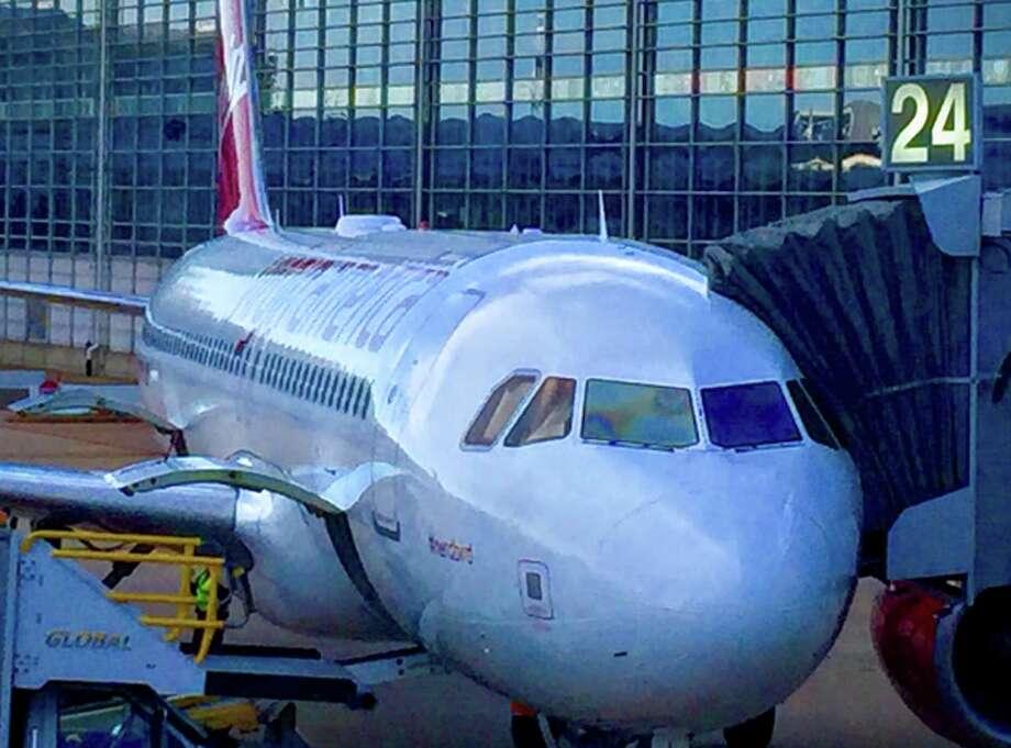 Alaska will use Virgin America A320s on new JFK flights from San Jose and Seattle. Photo: Chris McGinnis