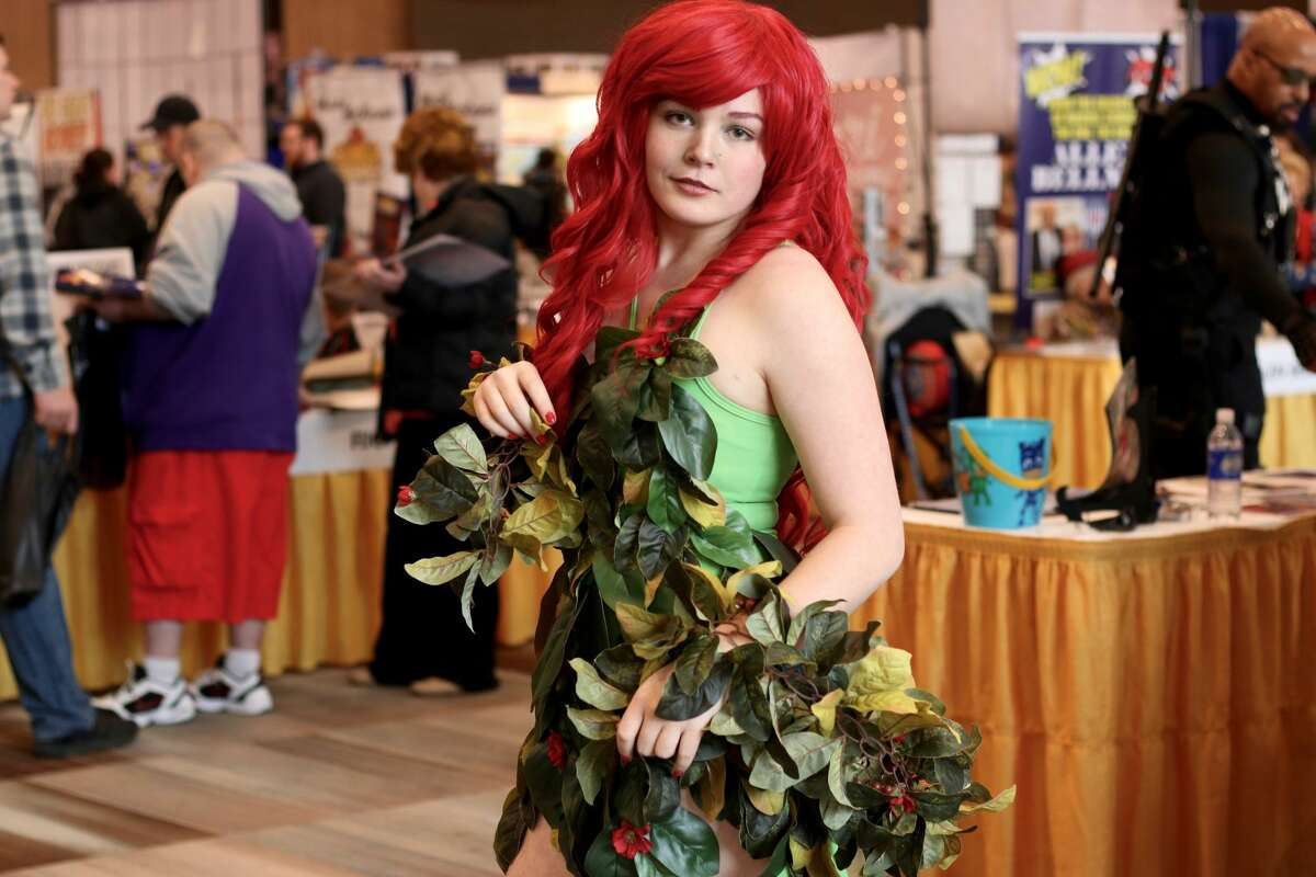 Were you SEEN at Empire State Comic Con on April 6, 2018 at the Albany Capital Center?