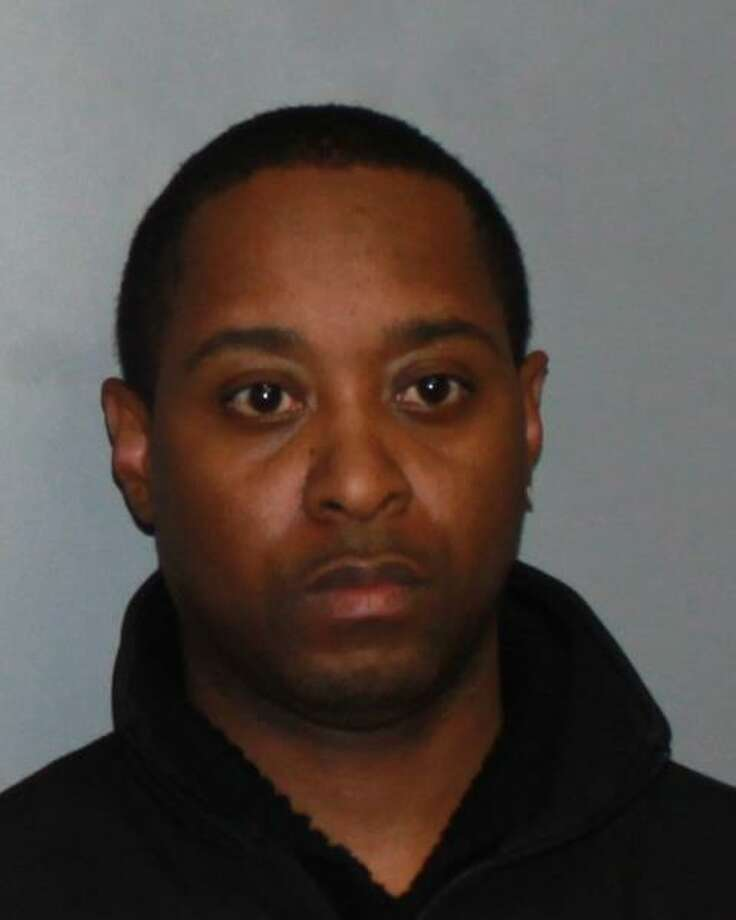 James Billups, 39 was arrested by New York State Police Thursday after he was found to have been using the credit cards of a terminally ill, hospitalized man to make purchases in the Capital Region in 2017.