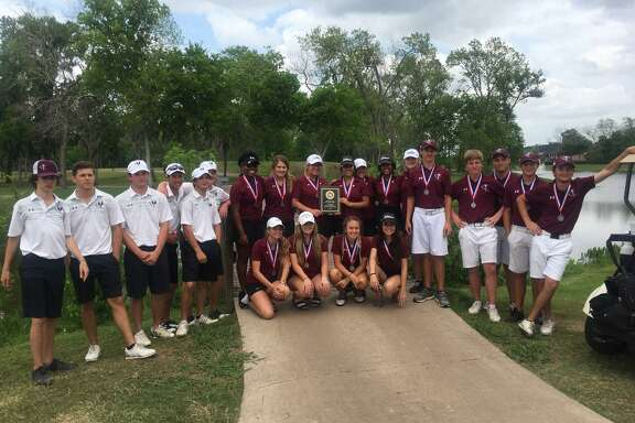 Both Pearland girls' golf teams and the Oiler boys' No. 1 golf team have qualified for the Region III-6A tournament in Mont Belvieu