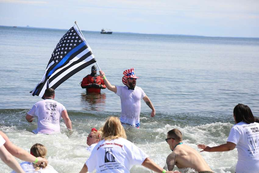 The Westport Penguin Plunge was held at Compo Beach on April 7, 2018. The Penguin Plunge is the largest grassroots fundraiser to benefit Special Olympics Connecticut. Brave plungers were encouraged to wear costumes; prizes were awarded to the best ones. Were you SEEN?
