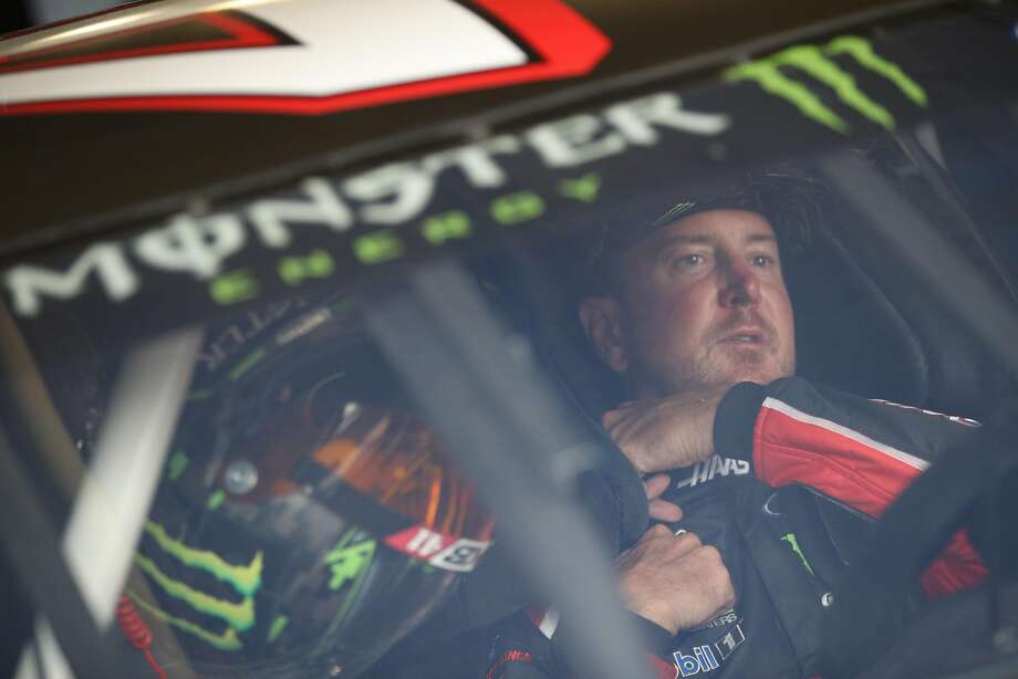 Stewart-Haas Racing will have the top three starters in a race for the first time Sunday at Texas Motor Speedway, led by pole-sitter Kurt Busch. Photo: Chris Graythen / Getty Images