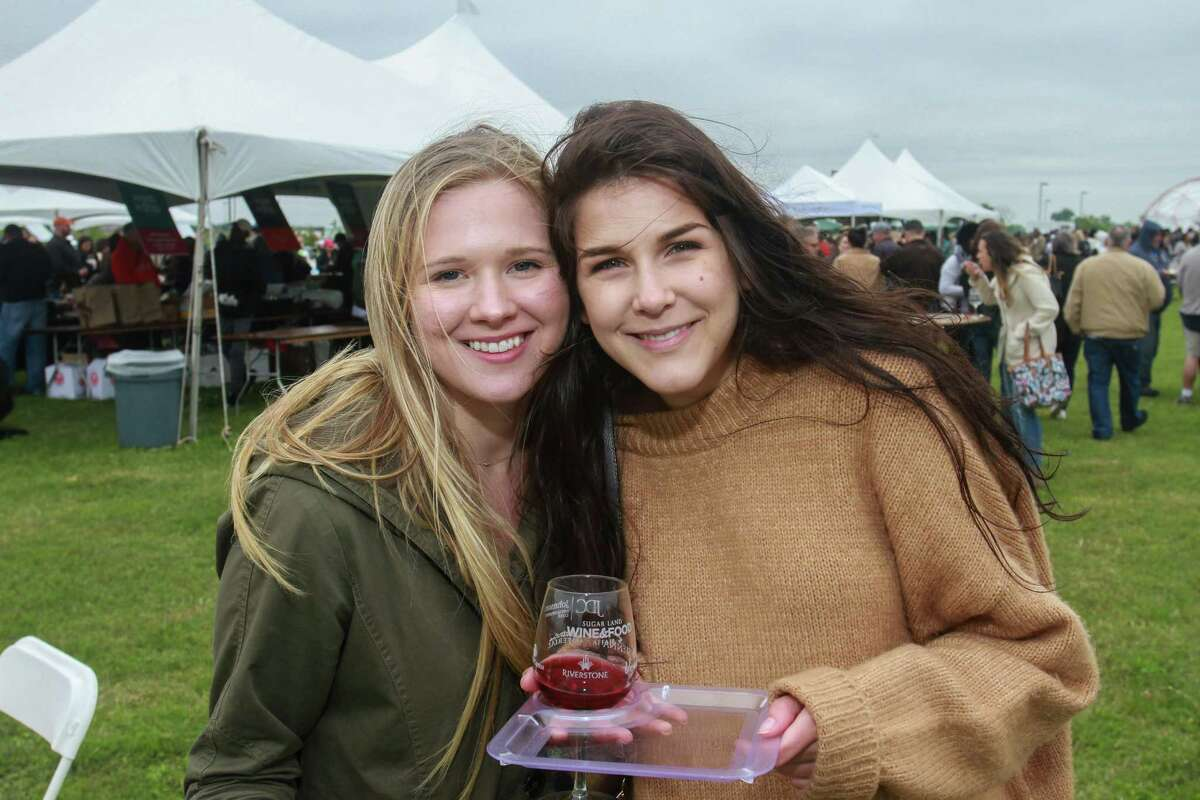 The Sugar Land Wine & Food Affair at Brazos River Park.