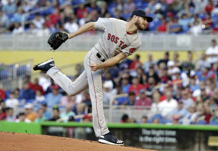 Chris Sale and the rest of the Red Sox pitchers have been lights out, writes Gravy columnist Chip Malafronte. Photo: Lynne Sladky / Associated Press / Copyright 2018 The Associated Press. All rights reserved.