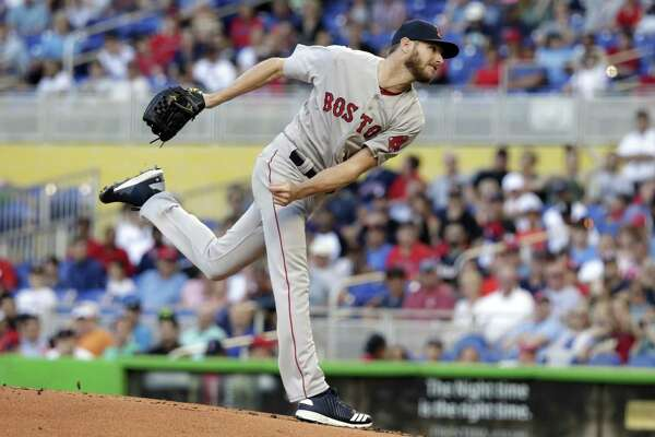Chris Sale and the rest of the Red Sox pitchers have been lights out, writes Gravy columnist Chip Malafronte.