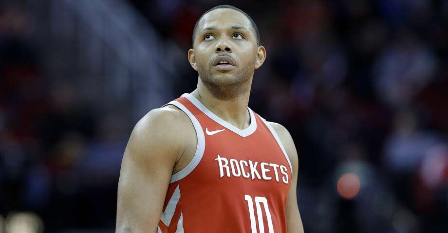 PHOTOS: Rockets game-by-gameRockets guard Eric Gordon on Saturday sat out for a second consecutive game with a sore left ankle, but coach Mike D'Antoni said Gordon could have played if the playoffs were beginning Saturday instead of next weekend.Browse through the photos to see how the Rockets have fared through each game this season. Photo: Michael Wyke/Associated Press