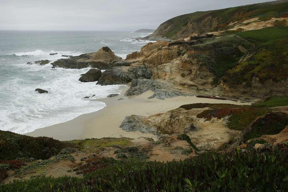The coast off Bodega Head in Bodega Bay. Photo: Santiago Mejia / The Chronicle