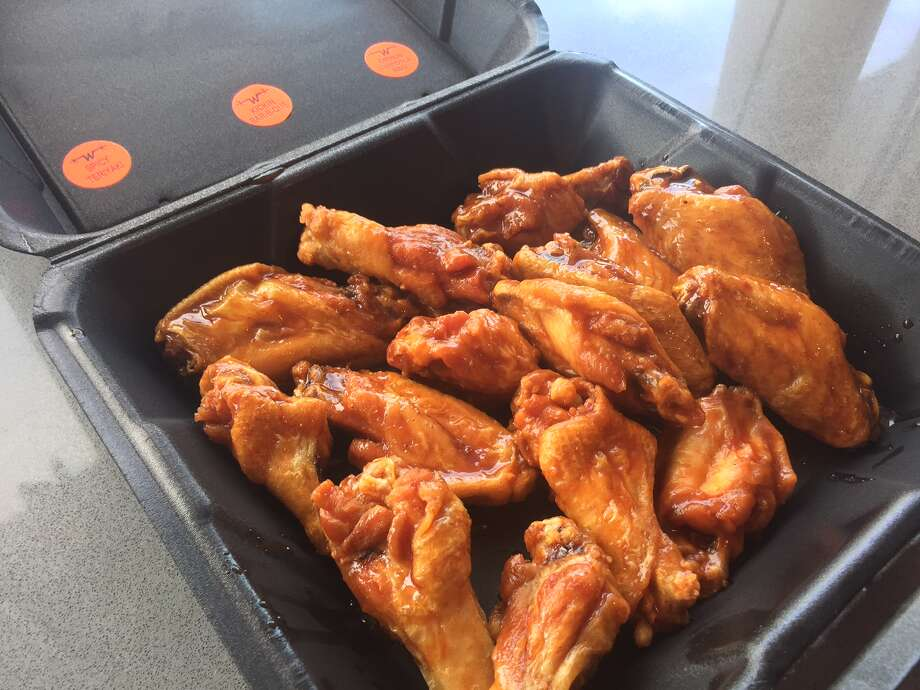 The Connecticut Wingfest returns to the Danbury Ice Arena on Saturday. Attendees can sample wings from local restaurants before a panel of judges determines who has the best. Find out more. Photo: Ctbites