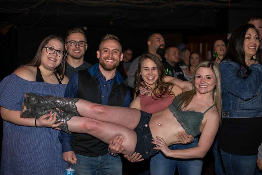 Country music singer and songwriter Kane Brown shook up Cowboys Dancehall Saturday night, April 7, 2018. Photo: Kody Melton For MySA