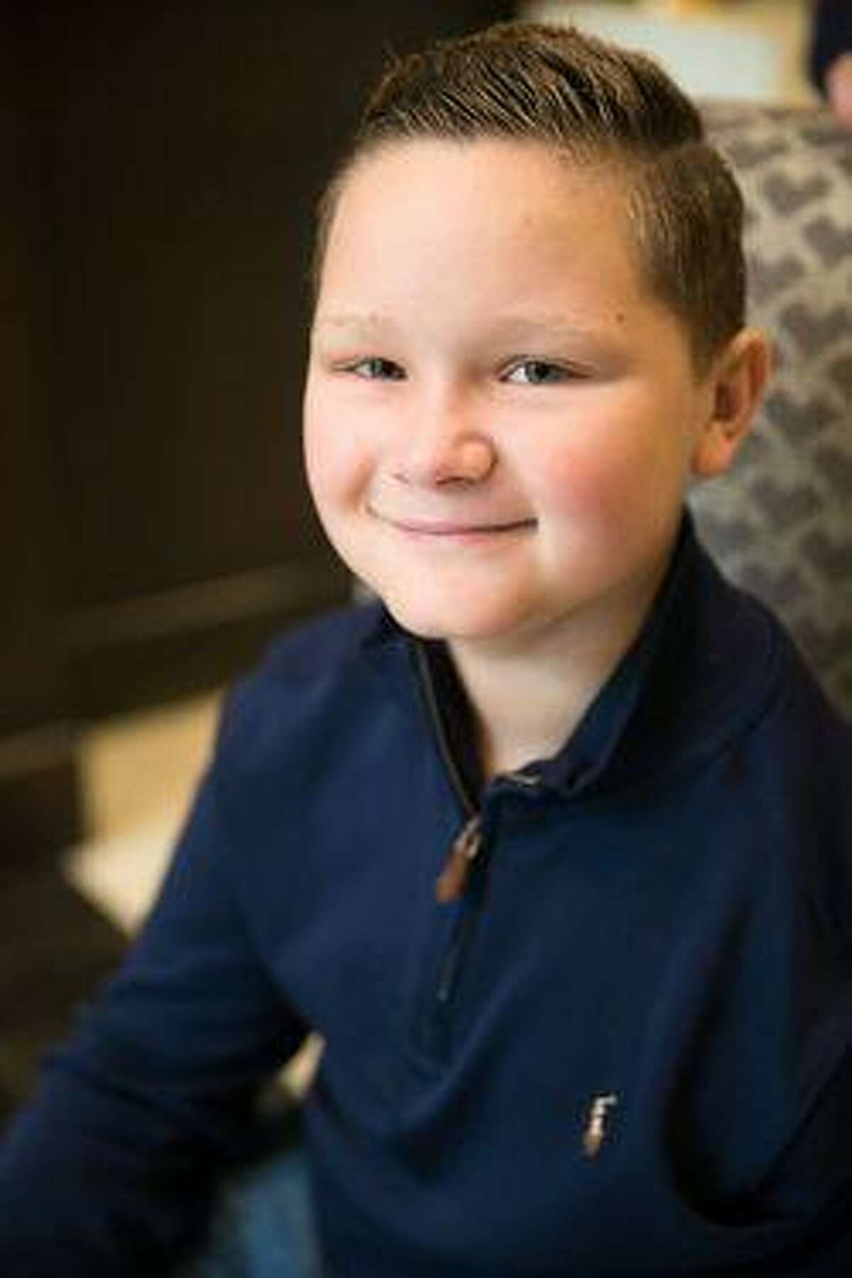Damon E. Billeck, 13, passed away April 3, from his battle with bone cancer.