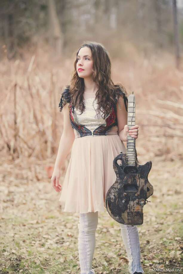Colchester recording artist Nan Roy will join other performers at Swan Day on Saturday. Photo: Contributed Photo / Nan Roy / http://www.mandimartini.com