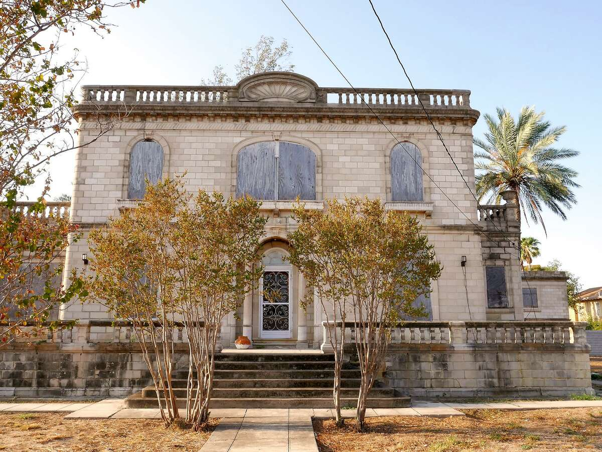 This photo shows the exterior of the Canseco House. Members of the Charter Review Commission, said they believe money was used unwisely to purchase and renovate the property.