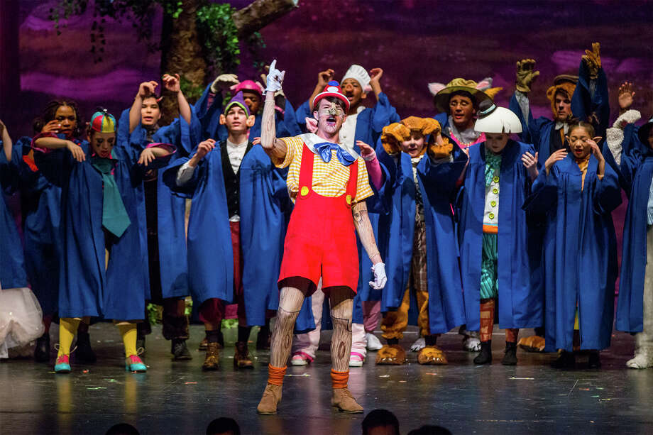 The Clear Creek Independent School District is pleased to announce that Clear Springs High School's production of Shrek The Musical was nominated for Tommy Tune Awards in the categories of best choreography and  William Byrne for best featured performer for his portrayal as Pinocchio in the musical.
