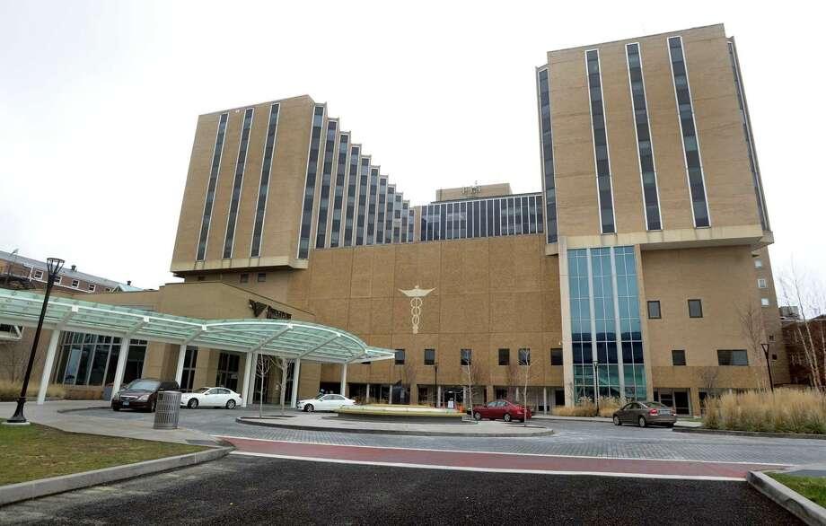 Bridgeport Hospital at 267 Grant St. in Bridgeport, Conn. Photo: Cathy Zuraw / Cathy Zuraw / Connecticut Post