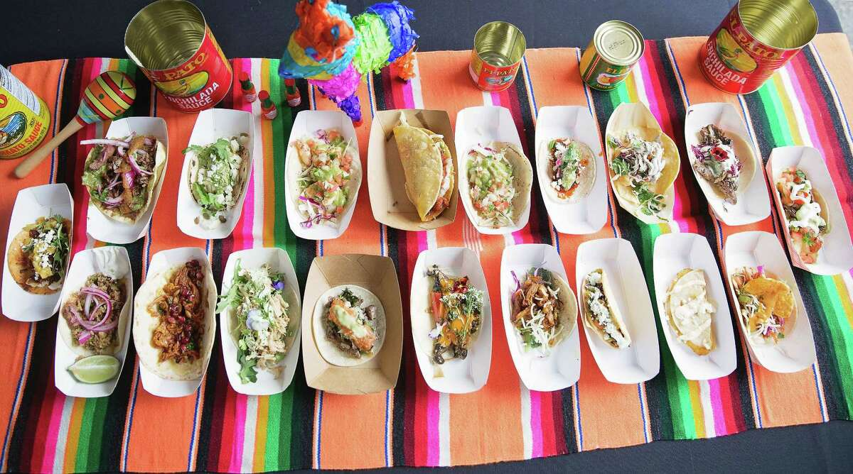 The inaugural Tacos Over Texas was held April 8 at Ninfa's on Navigation, a creative taco competition inspired by the legacy of Mama Ninfa Laurenzo.