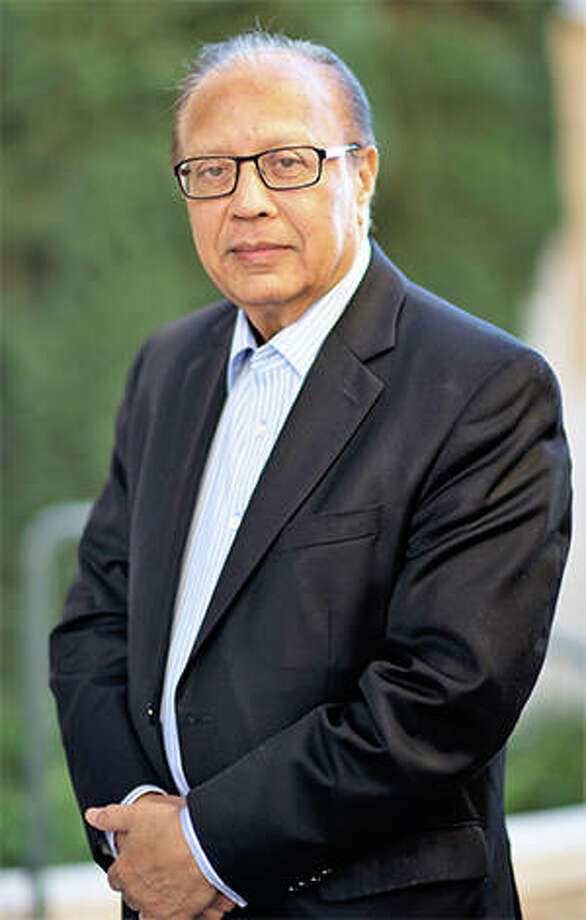 "Former UN Ambassador Anwarul Karim Chowdhury will present the keynote address, ""The United Nations – Essential or Irrelevant in Today's World?"" during SIUE's International Studies Day on Thursday, April 12. Photo: For The Telegraph"