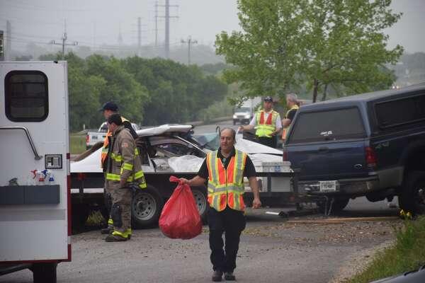 Police ID 88-year-old woman killed in crash on way to far