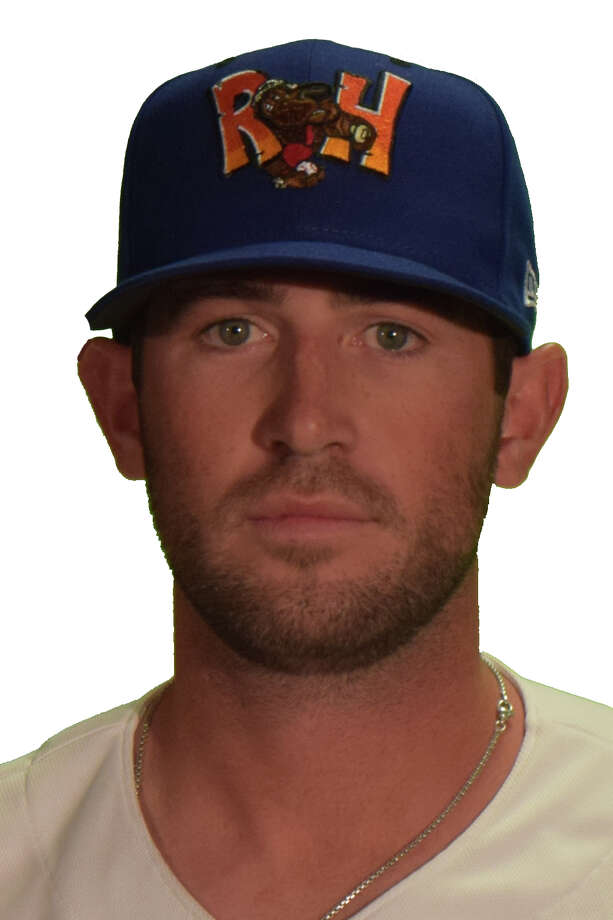 RockHounds' Mikey White Photo: RockHounds