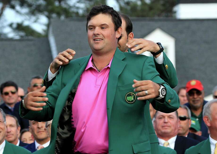 Patrick Reed, who resides in The Woodlands, picked up his first major championship with Sunday's Masters win. Photo: David Cannon, Getty Images / 2018 Getty Images