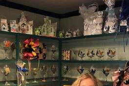 Dolly Bellamy of New Milford will focus on her businesses at mywineglasses.com and https://dollygifts.etsy.com.