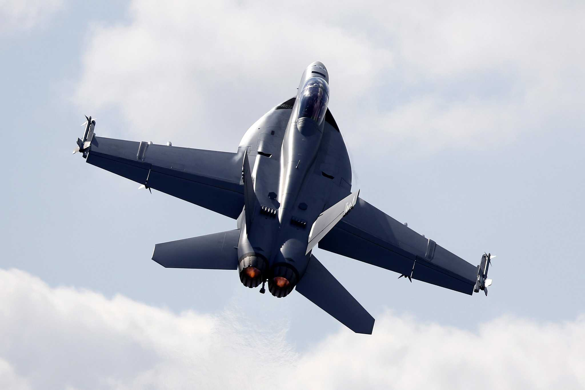 Fighter Jet Work Coming To Boeing Facility In San Antonio