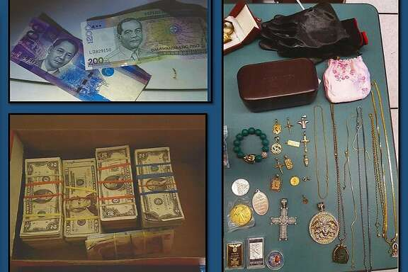 San Francisco police on Monday announced the arrest of 10 people as part of an investigation into as many as 60 residential burglaries worth $3 million in the Bayview, Ingleside and Taraval districts.
