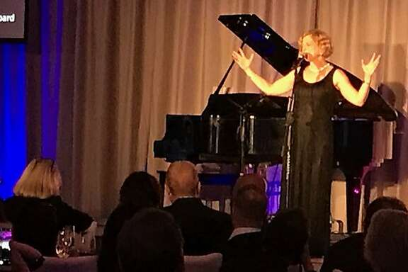 Carey Perloff is honored at ACT gala