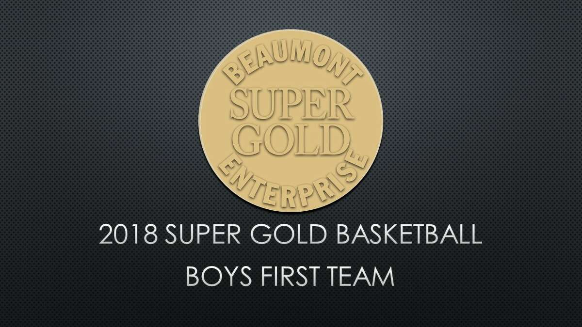 2018 Super Gold Boys Basketball First Team, presented by Mid County Chrysler Dodge Jeep Ram and Fiat.
