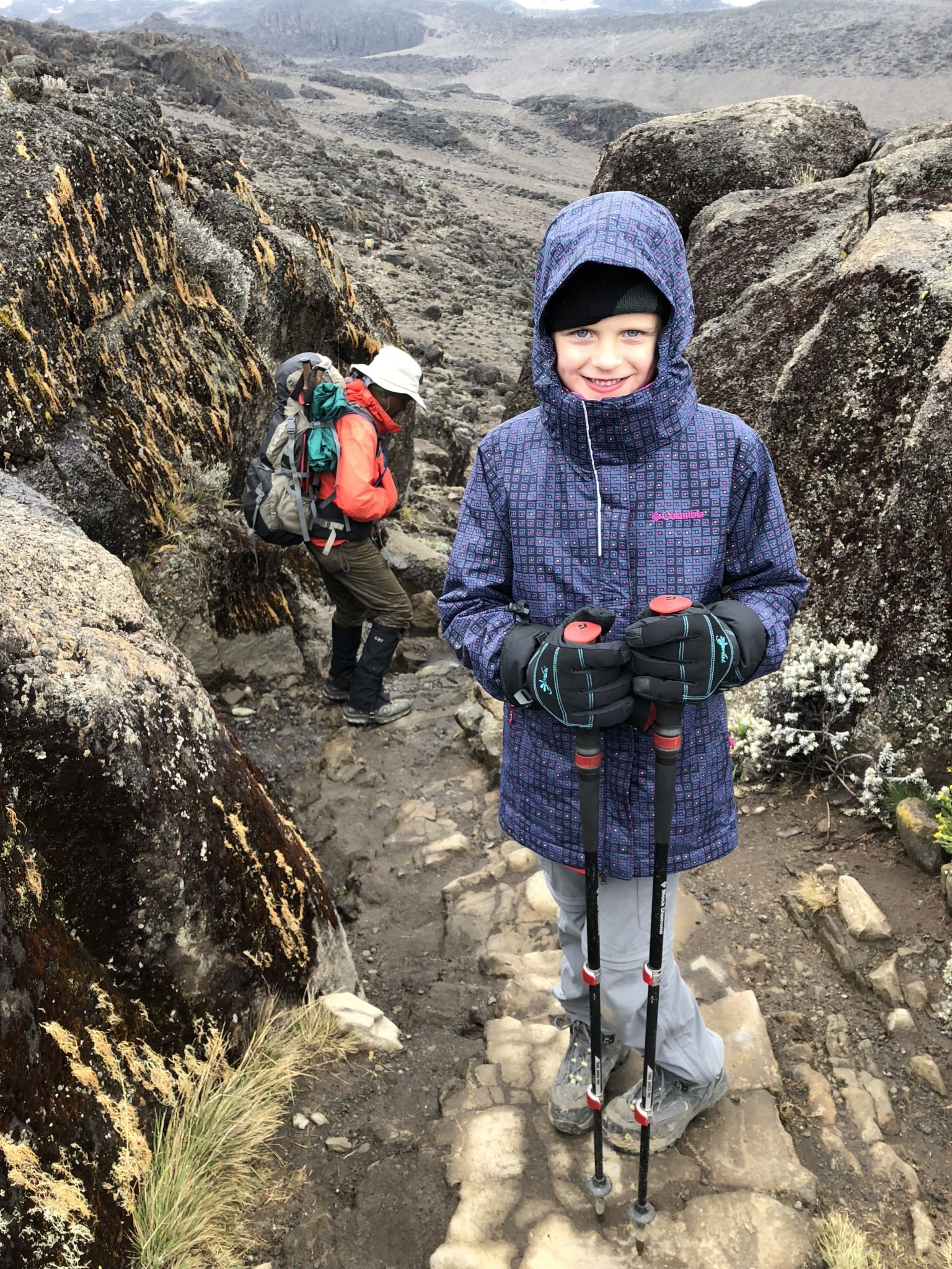 Austin Second Grader Sets Record As Youngest Girl To Climb Mount Kilimanjaro