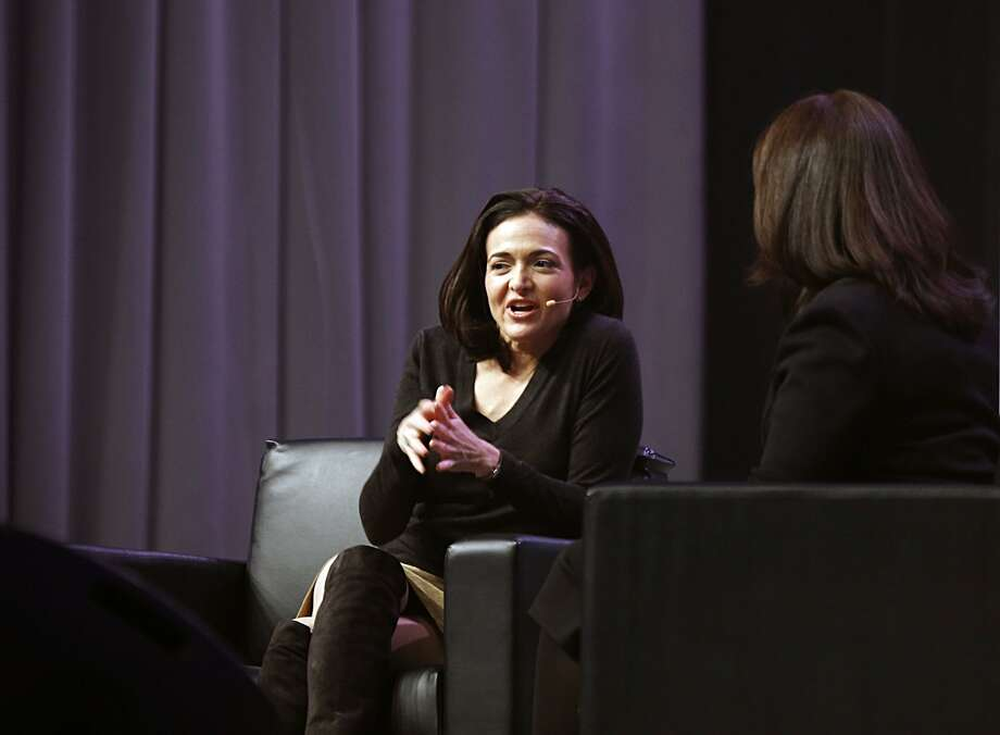 Facebook Chief Operating Officer Sheryl Sandberg acknowledged the company was unprepared for the crisis it now is in. Photo: James Nielsen / Houston Chronicle 2015