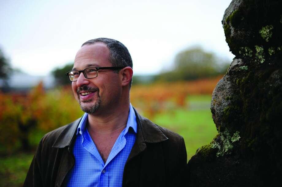 "Jon Bonne is the author of ""The New Wine Rules"" (Ten Speed Press) Photo: Erik Castro"