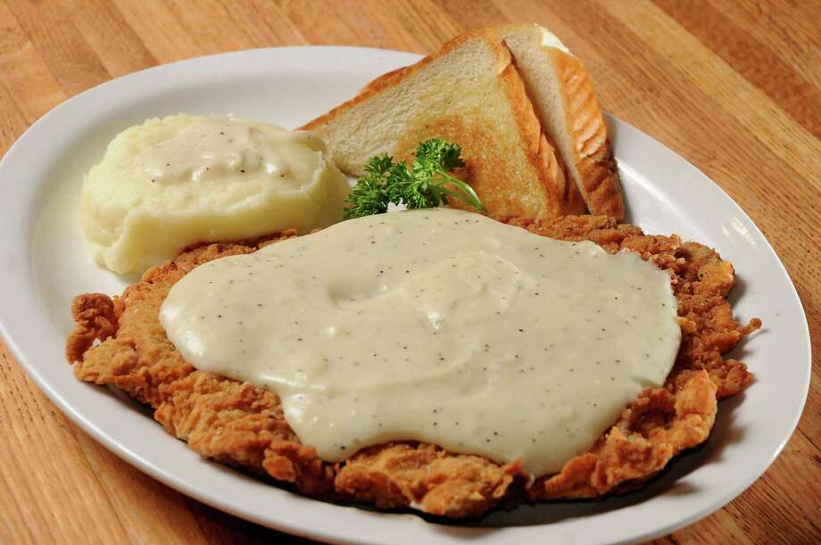 Chicken-fried steak at Pappy's Cafe Photo: Dave Rossman, Freelance / For The Chronicle / Dave Rossman