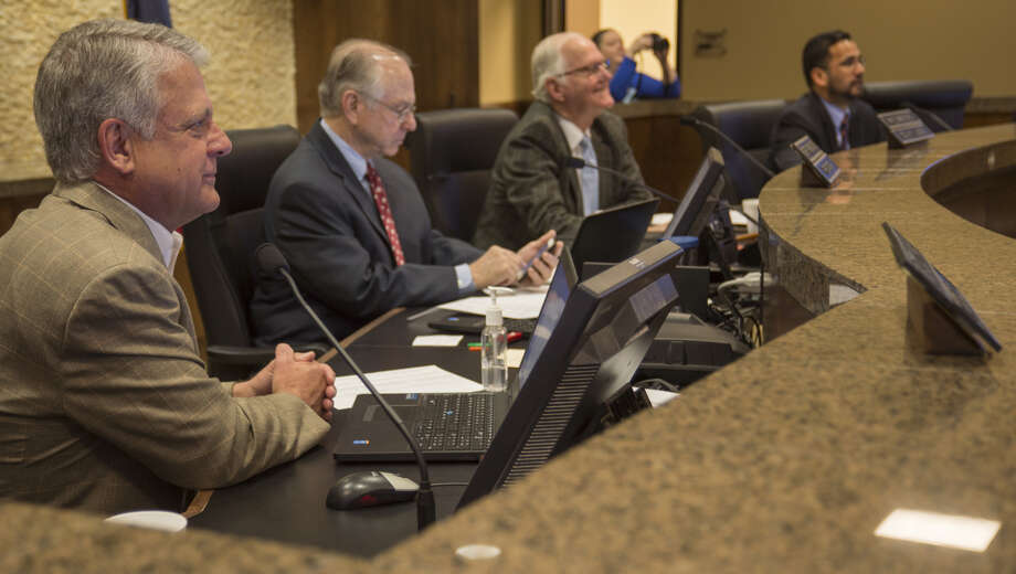 Residents today have an opportunity to weigh in on next fiscal year's Midland County budget. The public comment period is listed on the Commissioners' Court agenda, which also includes items related to the adoption of a 2018-19 budget and tax rate.  Photo: MRT File