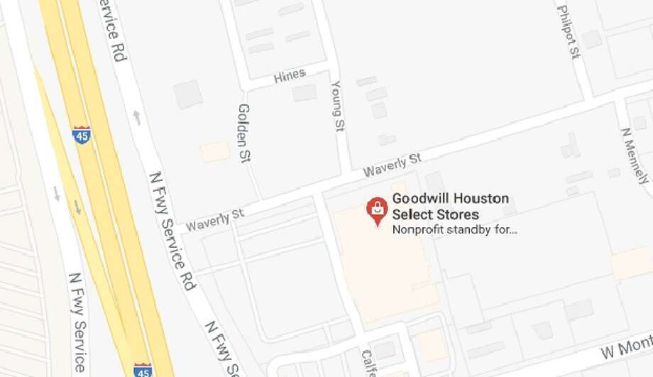 The North Montgomery County Fire Department responded to a Hazmat call at the Goodwill Store located at 12466 Interstate 45 N. in Willis after several employees reported headaches and feeling light-headed. Photo: Google Maps