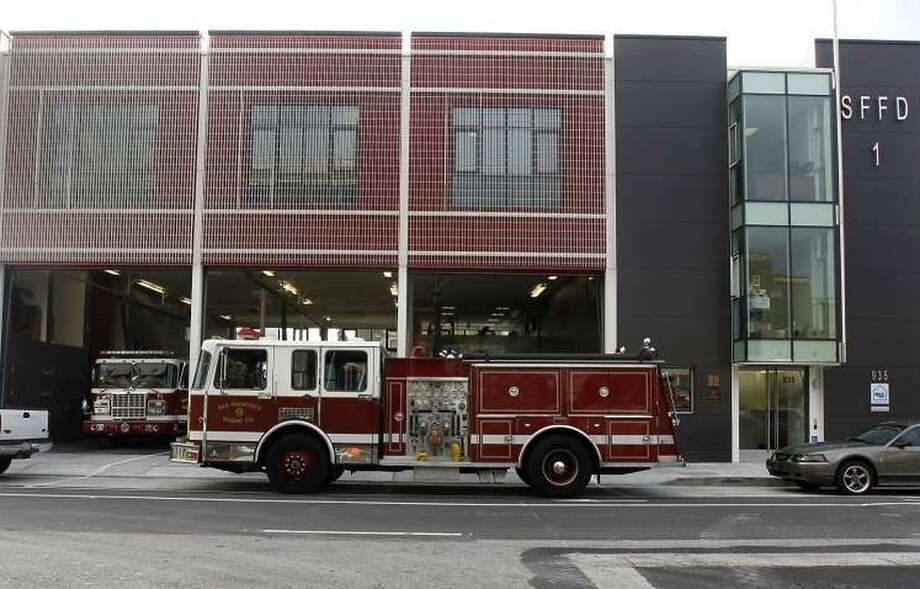Michael Quinn, who resigned from the S.F. Fire Department whose offices are seen here, pleaded guilty to a misdemeanor. A court earlier had tossed evidence in a felony DUI case. Photo: Paul Chinn / The Chronicle
