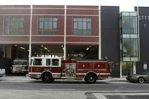 Michael Quinn, who resigned from the S.F. Fire Department whose offices are seen here, pleaded guilty to a misdemeanor. A court earlier had tossed evidence in a felony DUI case.