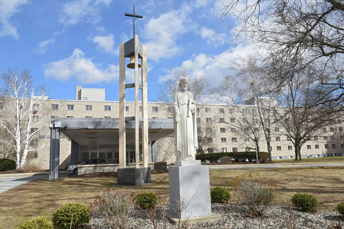 A breakout of COVID-19 has infected the congregation of the Sisters of St. Joseph of Carondelet in Latham, where at least 13 nuns have died since Nov. 25. The number of deaths directly attributable to the coronavirus was not immediately clear.(Lori Van Buren/Times Union)