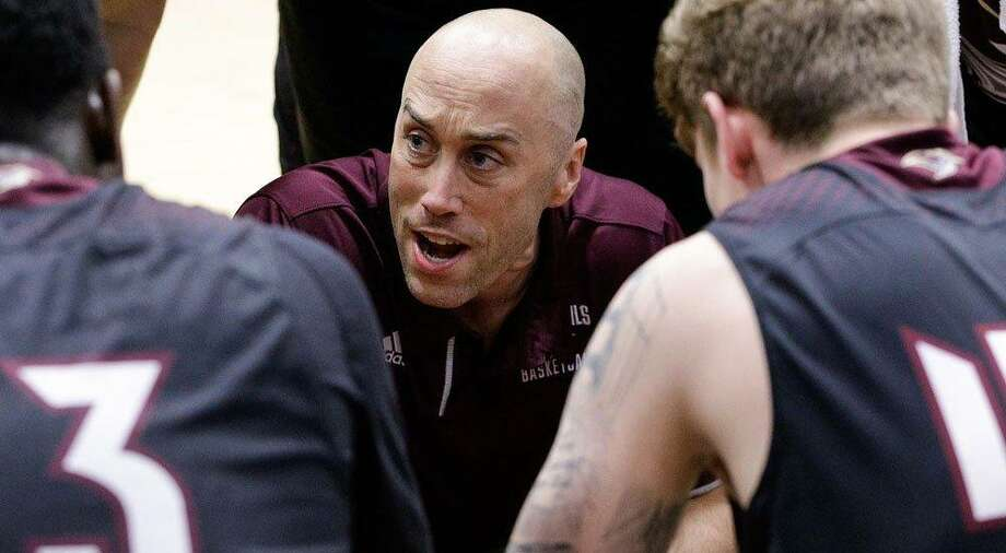 Bryan Weakley is resigning from his position as TAMIU basketball coach after nine years with the school winning five Heartland Conference titles. He leaves with a record 98 wins in six years as a head coach. Photo: Courtesy Of TAMIU Athletics, File