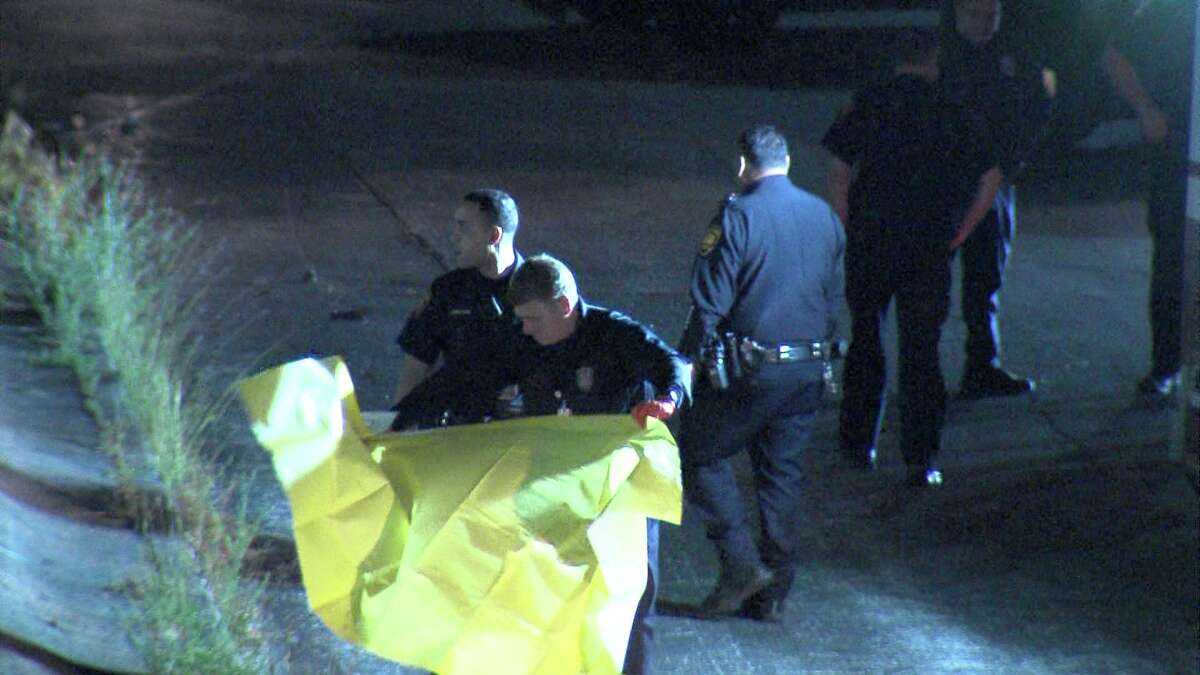 The VIA officer was patrolling the parking lot of the former Tejano nightclub in the 4900 block of Fredericksburg Road around 2:30 a.m. when he came across the body and notified the San Antonio Police Department.