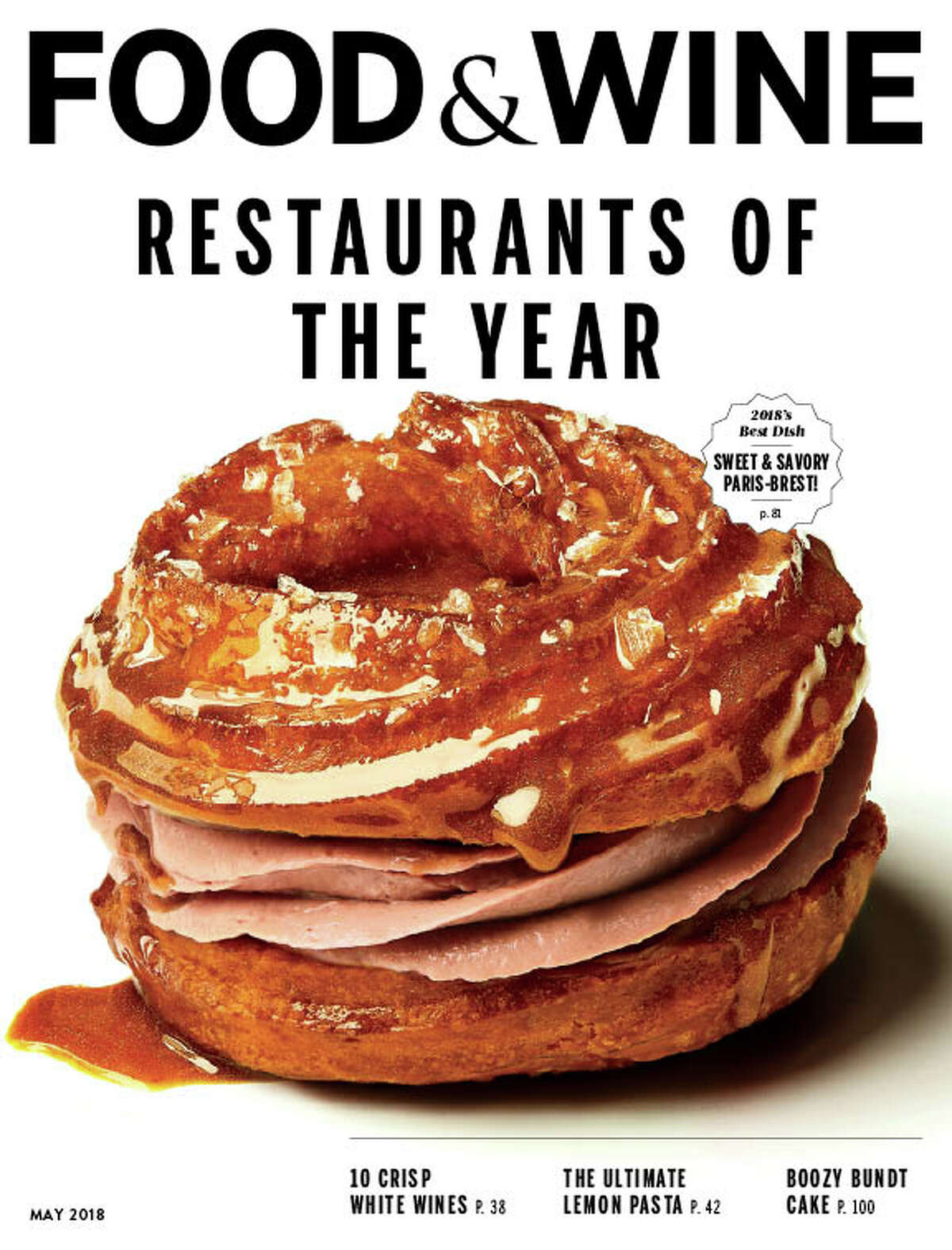 Better Luck Tomorrow in the Heights has been named one of Food & Wine's Restaurants of the Year 2018. The