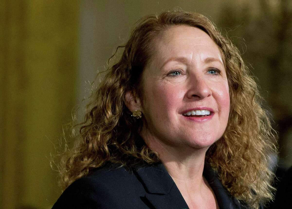 Rep. Elizabeth Esty, D-Conn., announced on April 2 that she will not seek re-election amid calls for her resignation over her handling of the firing of a former chief of staff accused of harassment, threats and violence against female staffers in her congressional office.