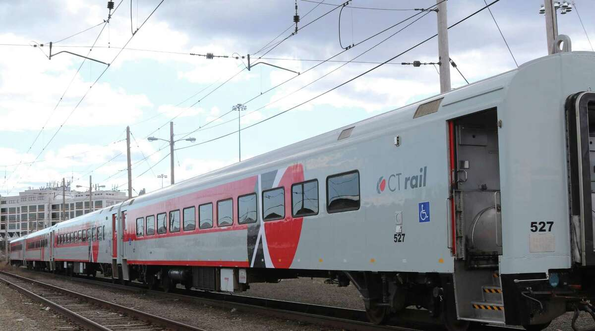 The Hartford Line, a new commuter rail line from New Haven to Springfield, Mass., will used refurbished cars from MBTA in Massachusetts.