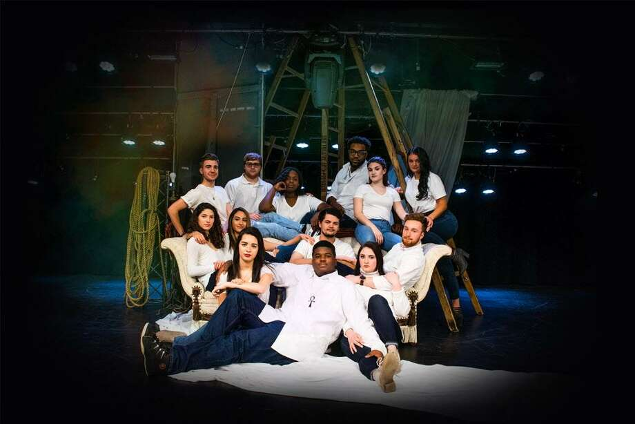 Cast of Sacred Heart University's In the Heights Photo: Contributed