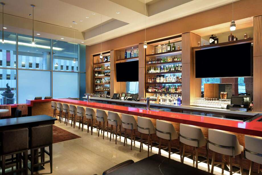 Click ahead to view the San Antonio-area bars that have sold the most alcohol in July2018.   20. Grand Hyatt San Antonio: $247,664 Photo: Courtesy /